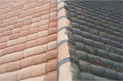 Le faîtage pour optimiser la performance de la toiture